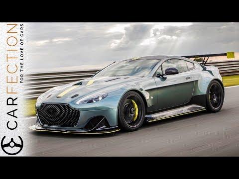 Million Dollar Aston Martin: Driving The Vantage AMR Pro - Carfection