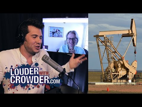 Fracking Is a Miracle    Louder With Crowder