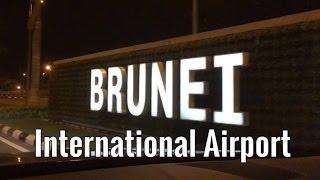 Brunei International Airport - Departure & Arrival Halls