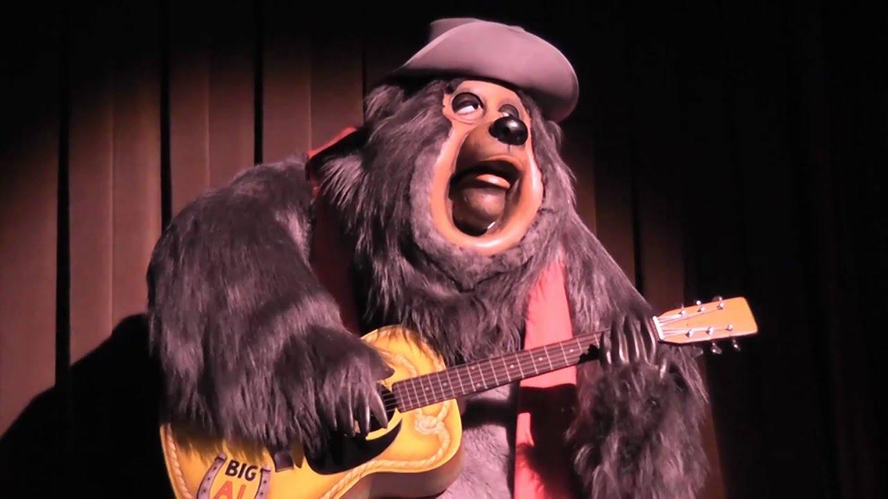 The Country Bear Jamboree Hd Youtube