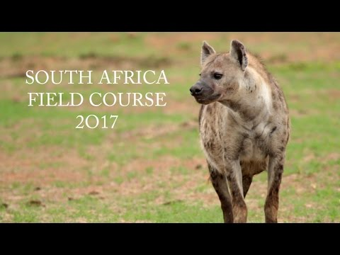South Africa Field Course 2017