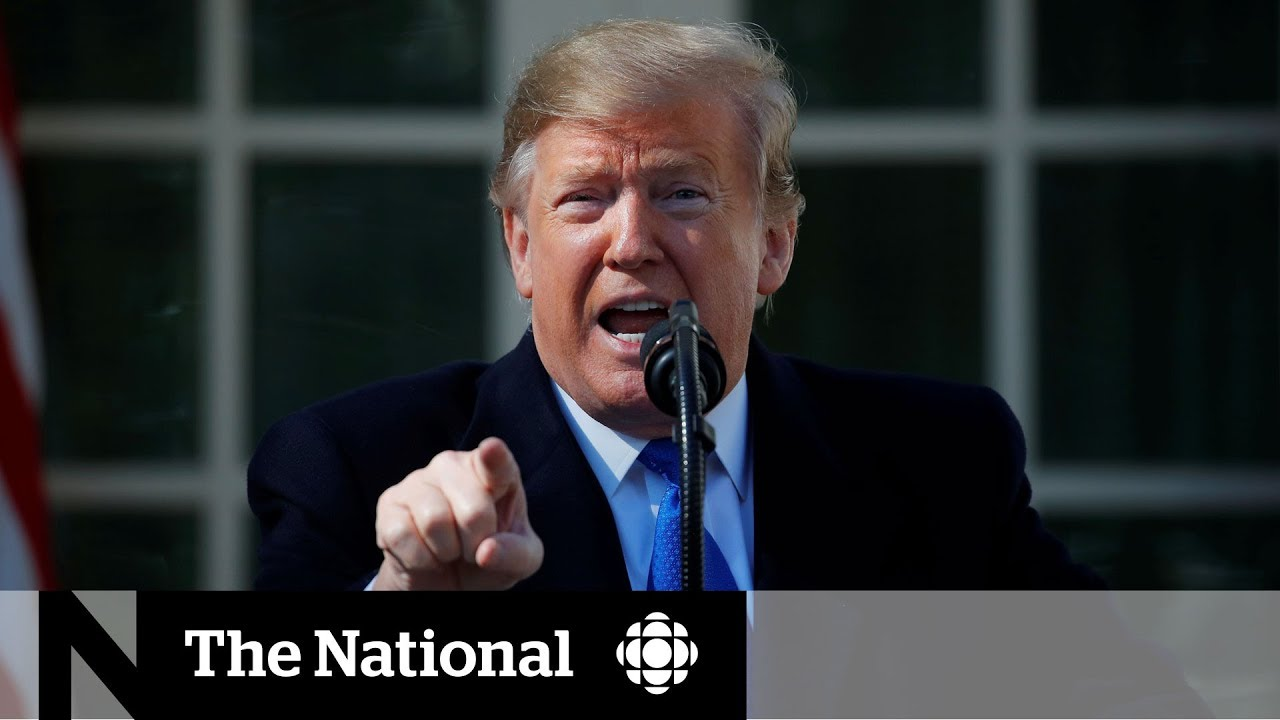 Trump declares national emergency to fund wall, sidestepping Democrat's opposition