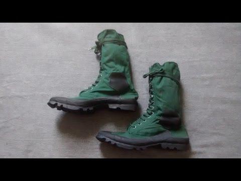 British Jungle Boots