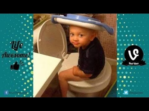 TRY NOT TO LAUGH or GRIN: Funny Kids Fails Compilation 2017 | Best Funny Vines 2017 by Life Awesome