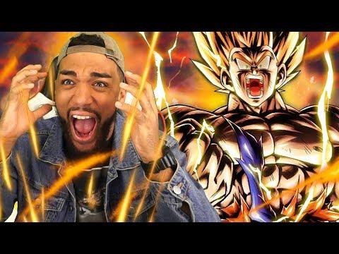 Went CRAZY Summoning The STRONGEST Goku (Legendary Finish) | Dragon Ball Legends