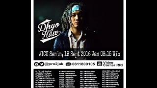 Dhyo Haw - ICU pro2 RRI Jakarta (Live Video Corner RRI)