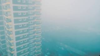 UNEXPLAINED Strange Sounds in Creepy All Day Fog | End of Days?