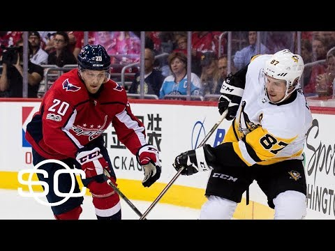 Barry Melrose impressed by both Capitals and Penguins | SportsCenter | ESPN