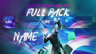 FREE Fortnite GFX Pack #2