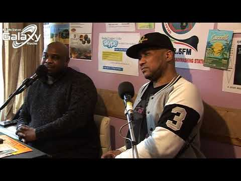 DS Jammers On Radio With Aboo Rahtata and Edison Agbandje