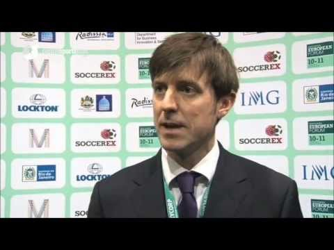 Dr Geoff Pearson, Director of Studies (MBA Football Industries), University of Liverpool...