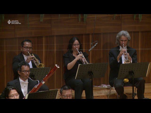 ANDERSON | Sleigh Ride / Jahja Ling · Jakarta Simfonia Orchestra