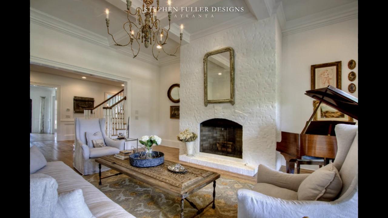 American Living Room Design