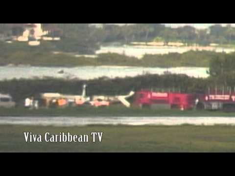 Air Montserrat Crash in Antigua