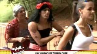 Pânico Na TV - Momento Amy Winehouse - 15/03/09