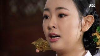 효종 VS 대비 신경전 어미 대접을 안하시겠다 궁중잔혹사 꽃들의 전쟁 최종회