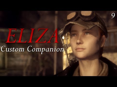 New Vegas Mods: Eliza - Part 9 - A Chat With Eliza