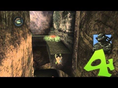 Прохождение игры - TMNT (Черепашки Ниндзя) #1 Мистические джунгли