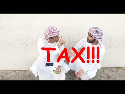 DUBAI SMOKERS after introduction of tax on tobacco products