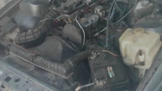 Bir 1987 ta'mirlash Opel omega