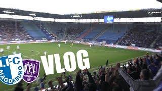 FCM VLOG | Geduld + Kurioses Tor vor dem Abpfiff! | 1. FC Magdeburg - VfL Osnabrück