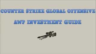 CS:GO INVESTMENT GUIDE EP.1 AWP