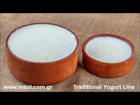 Insol Dairy Machinery - How To Make Greek Traditional Yoghurt