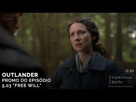 "Outlander: Promo Do Episódio 5.03 ""Free Will"" [HD] (Legendado)"