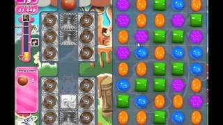 Candy Crush Saga Level 200 Tutorial (Guide, Walthrough, No Boosters! )