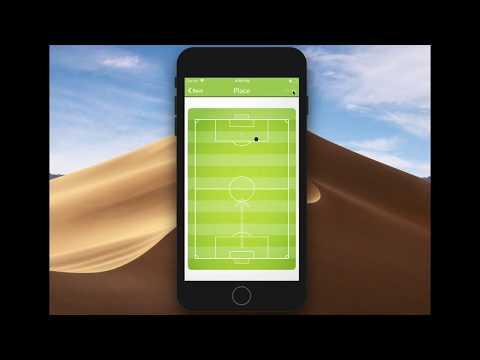 IOS Smart Soccer Coach++ 'Match Match' Preview