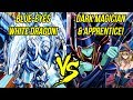 Dark Apprentice Magician vs Blue-Eyes White Dragon! Yu-Gi-Oh Theme Duel!