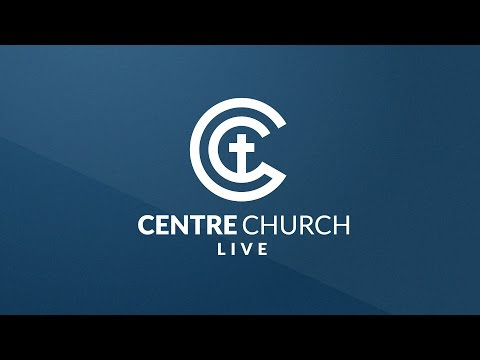 Centre Church Live - The Wedding of Megan Alexander Brown to Graham Mason 05/08/17 at 2:00pm GMT