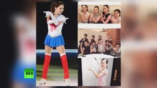 Российская фигуристка, выступившая в образе Сейлор Мун, покорила сердца японцев