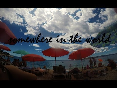 Somewhere in the world # music by Leo Stannard - Gravity  ft. Frances