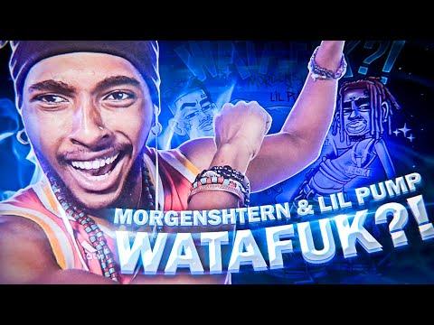 American Reacts to MORGENSHTERN & Lil Pump - WATAFUK?! (International Hit, 2020)