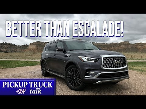 Prepare to be SHOCKED! 2019 Infiniti QX80 Limited Review