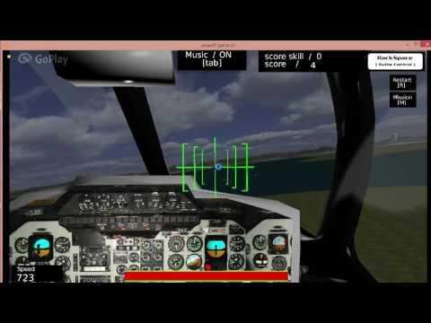 Airwolf - blender game - YouTube