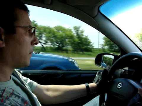 Тест драйв нового Opel Astra J OPC 2013
