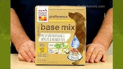 PetSolutions: Honest Kitchen Preference Grain Free Base Mix Adult Dog Food