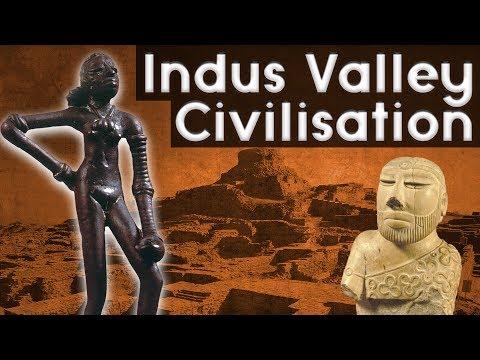 Indus Valley Civilisation UPSC Lesson | Harappa, Mohenjodaro Civilisation,