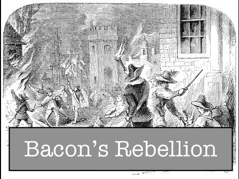Bacon's Rebellion - #6