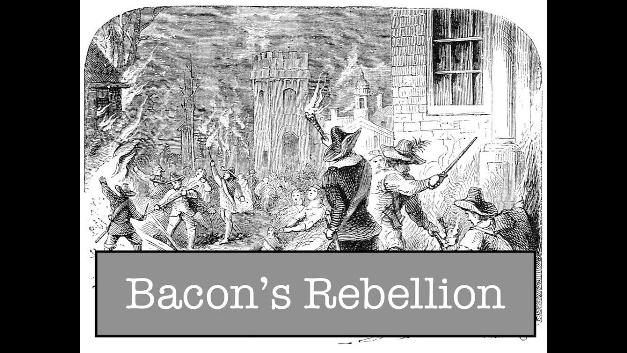 the early model of the american revolution bacons rebellion Original period items, revolutionary war (1775-83), militaria, collectibles shop the largest selection, click to see search ebay faster with picclick money back guarantee ensures you receive the item you ordered or get your money back.