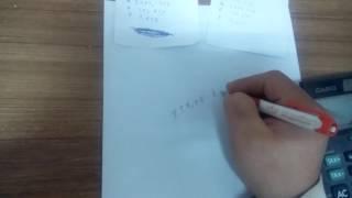 elektrik tüketim hesaplama (elektrik faturası hesaplama)