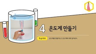 19키잼융합과학(처녀호) - 04. 온도계 만들기