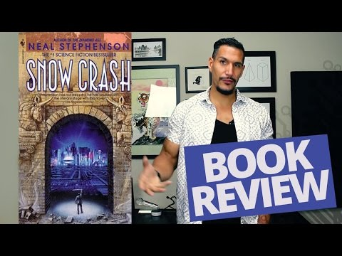 """Snow Crash"" Book Review"