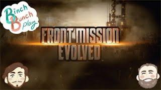 Future Mecha Terrorism - Front Mission Evolved - Binch Bunch