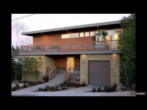 Проекты каркасных домов с гаражом своими руками