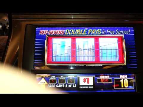 Grand Victoria casino slot win