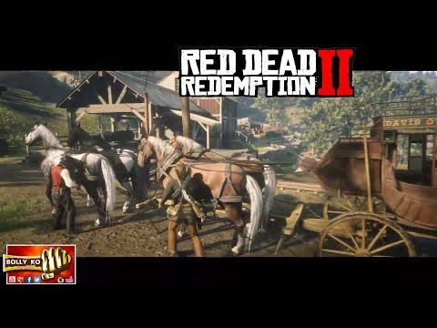 Transmisión de PS4 en vivo de Red Dead Redemption 2, en español. thumbnail
