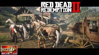 Transmisión de PS4 en vivo de Red Dead Redemption 2, en español.